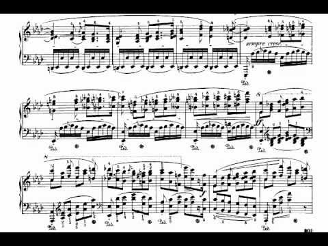 Chopin: Ballade no. 3 A flat major, Op 47 (Cortot 1929)