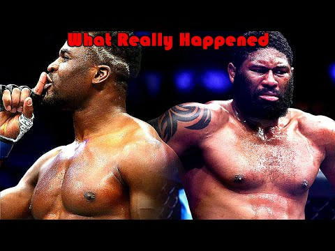 What Really Happened at UFC Fight Night China (Curtis Blaydes vs Francis Ngannou 2)