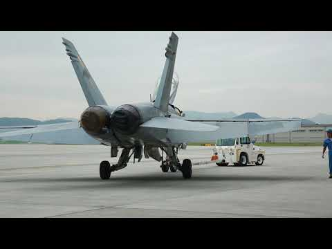 Fleet Readiness Center Western Pacific inducts first aircraft