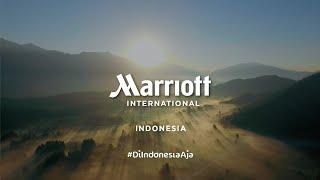 Marriott International | Island Retreats by Marriott Bonvoy Indonesia #DiIndonesiaAja | Videographer