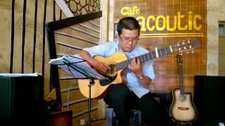 Bốn mùa thay lá  - Trịnh Công Sơn - Guitar Cover