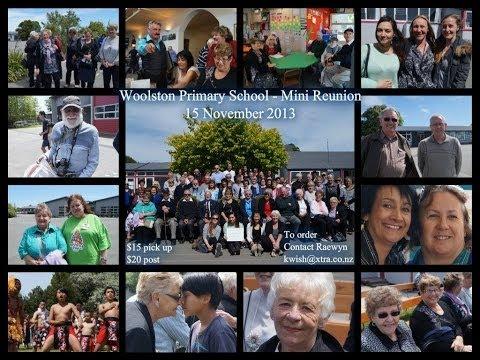 Woolston School Mini Reunion (2013)