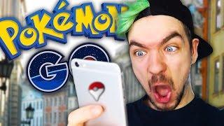 I WILL TRAVEL ACROSS THE LAND | Pokemon GO #1