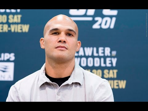 UFC 201: Robbie Lawler doesn't believe he gets the respect he deserves from MMA community