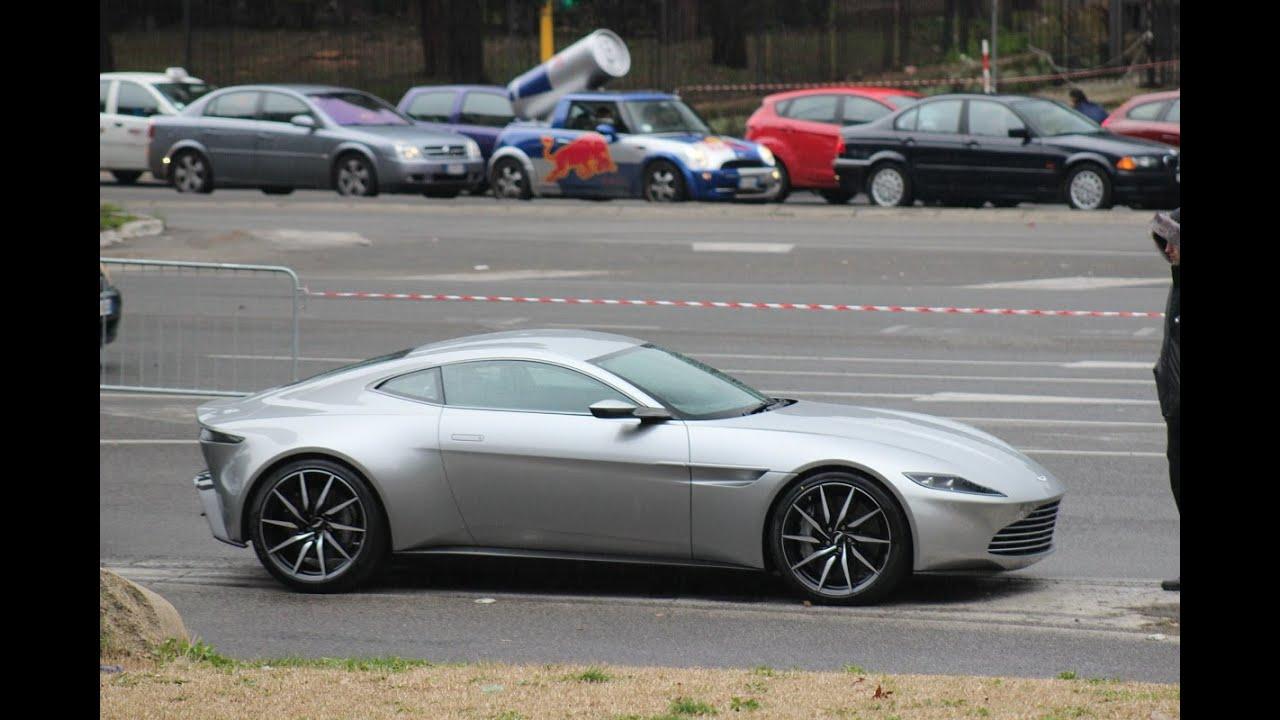 Aston Martin Db10 Interior Exterior James Bond 007 Spectre