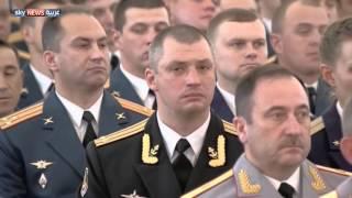 بوتن: قواتنا تستطيع العودة لسوريا خلال ساعات