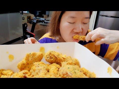 [먹방일상브이로그] 먹방하면서 맨날 몸무게 재는 사람 나밖에 없을듯,,,치즈떡볶이 뿌링클치킨 치즈볼 잡채 토스트  스콘 치킨부리또 나초 KOREAN's VLOG MUCKBANG