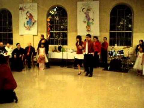 """TNTT Savio - """"Xuan Va Tuoi Tre"""" Tet Dance 2011"""