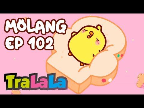 Molang - Brioșa (Ep. 102) Desene animate | TraLaLa