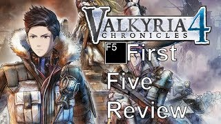 Valkyria Chronicles 4 Review: Reiteration and Sophistication (Video Game Video Review)