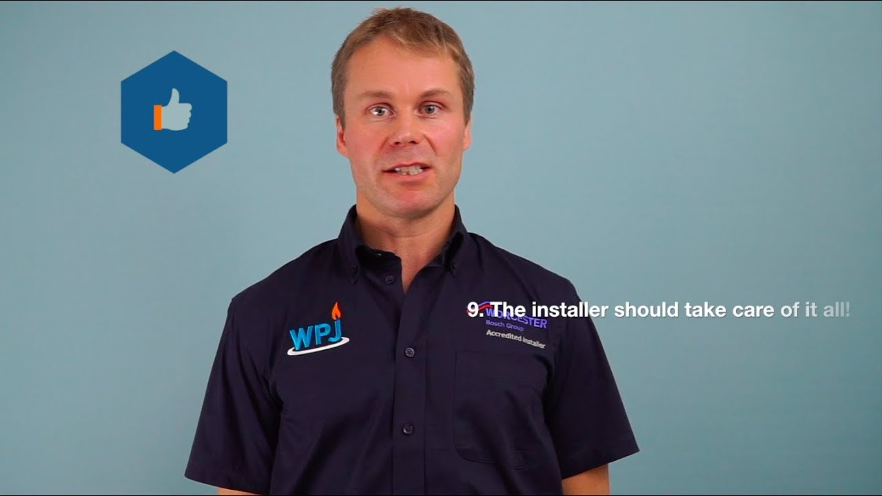 Dos and Don\'ts when installing a new boiler! - WPJ Boiler Guide ...