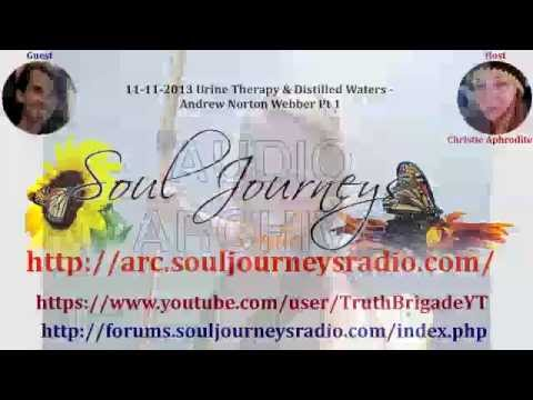 11-11-2013 Urine Therapy And Distilled Waters - Andrew Norton Webber Pt 1