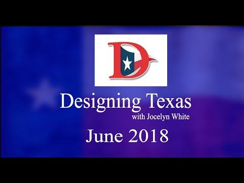 Designing Texas June 2018 With Jocelyn White