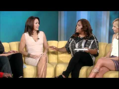 Patricia Heaton ~ The View 2010 09 15 2