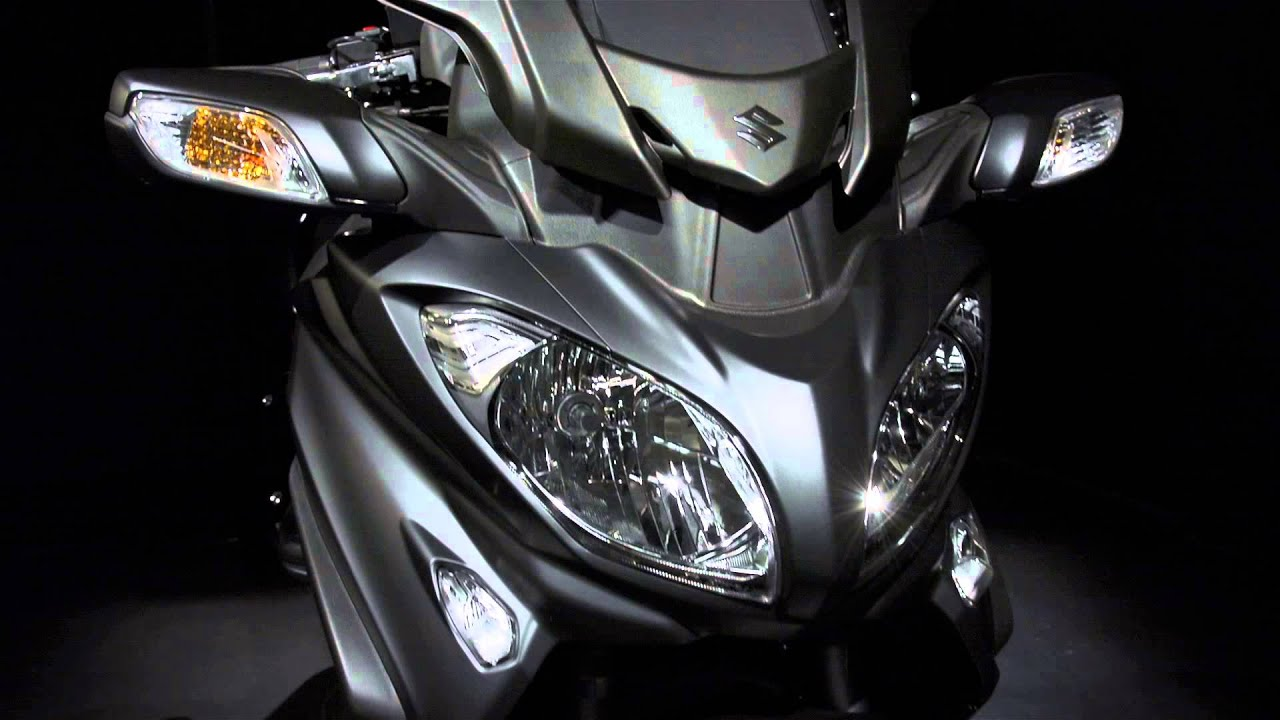 2016 suzuki burgman 650 abs executive youtube. Black Bedroom Furniture Sets. Home Design Ideas