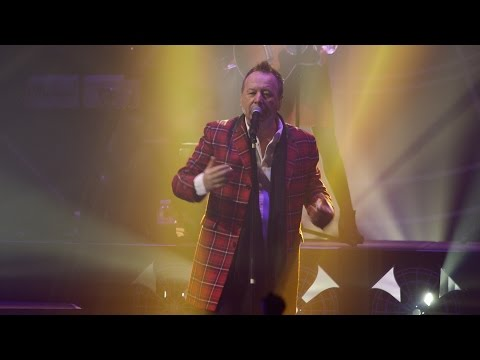 Simple Minds - Let The Day Begin - Live in Edinburgh - 2015