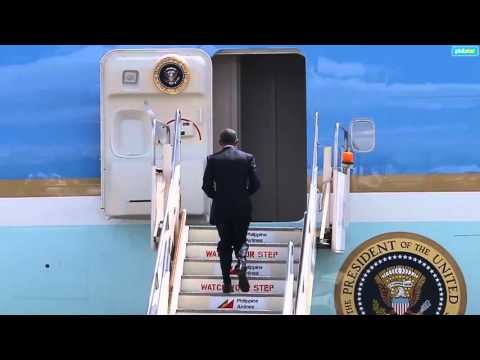 Obama leaves Manila after reaffirming ties with old ally