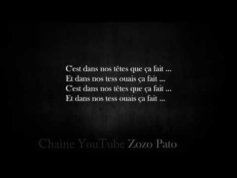 MMZ Dans nos têtes Paroles Lyrics