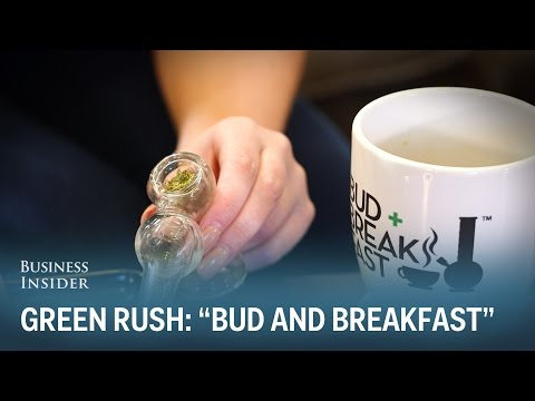 """""""Mile High Bud and Breakfast"""" (Green Rush Episode 4)"""