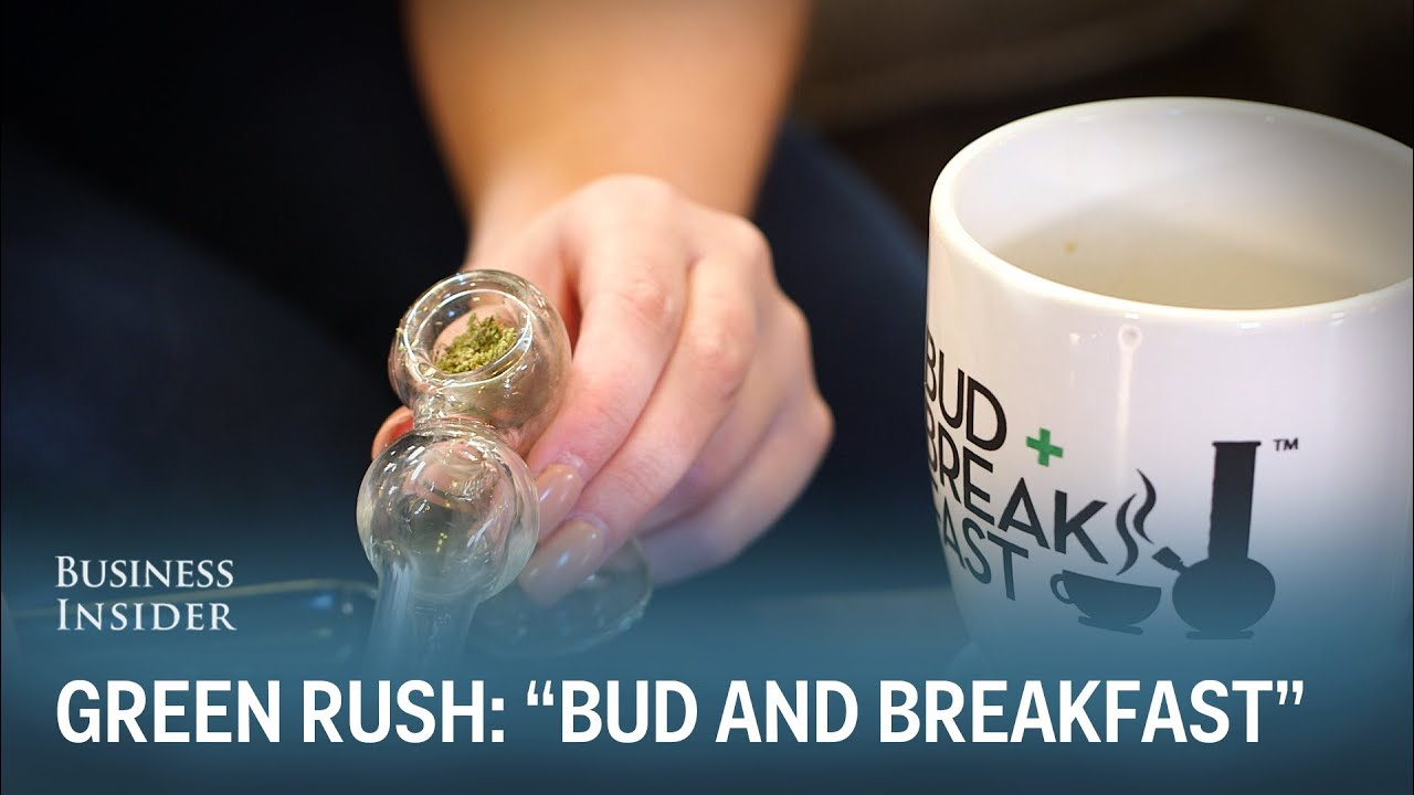 """Mile High Bud and Breakfast"" (Green Rush Episode 4)"