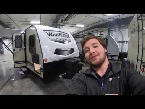 2021 Winnebago Micro Minnie 2108FBS Travel Trailer