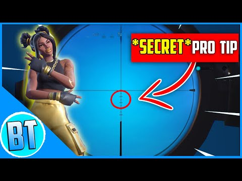 How To MASTER Sniping In Fortnite! (Fortnite Sniping Tips)