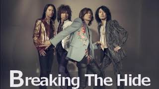 Breaking The Hide / THE YELLOW MONKEY / COVER