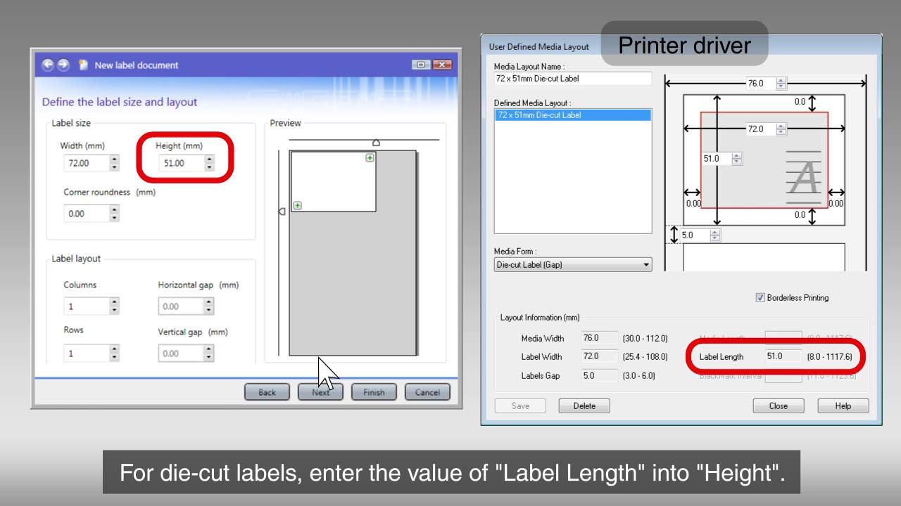 Simple steps to design & print labels with Epson ColorWorks C3500 and  Codesoft software