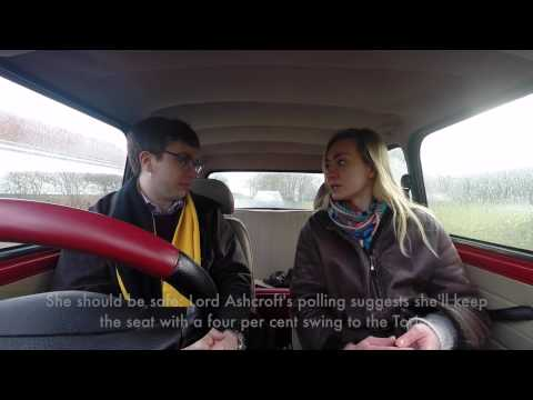Mini Election: Nicola Blackwood in Oxford West and Abingdon