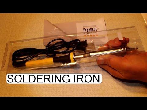 unboxing soldering iron lihuada lht 512 youtube. Black Bedroom Furniture Sets. Home Design Ideas