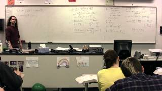 Defining KiloWatt Hour - Algebra Based Physics
