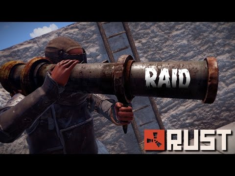 BLOWING up our ANNOYING NEIGHBORS! | Rust