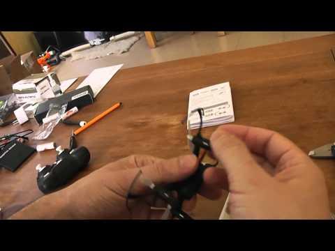 Дрон Eachine H8 Mini за въздушна акробатика 15