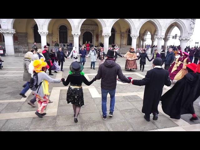Venedik Bölüm 2 - Sokaklar ve Sokak Müzikleri - Venice streets and musicians
