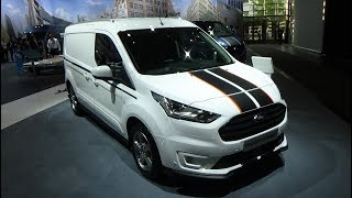 2019 Ford Transit Connect Cargo Van Sport - Exterior and Interior - IAA Hannover 2018