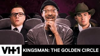 'Kingsman: The Golden Circle' - Snoop Dogg's Hot Box Office | In Theaters September 22nd | VH1