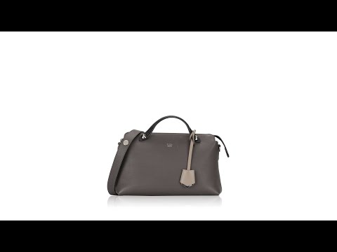 Fendi Small By The Way Carbone Multi