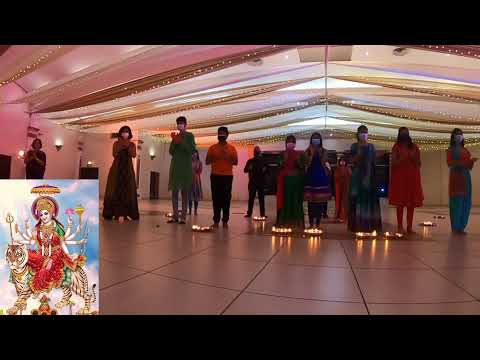Durban Navratri Celebrations 2021 - Live Aarthi - Day 2