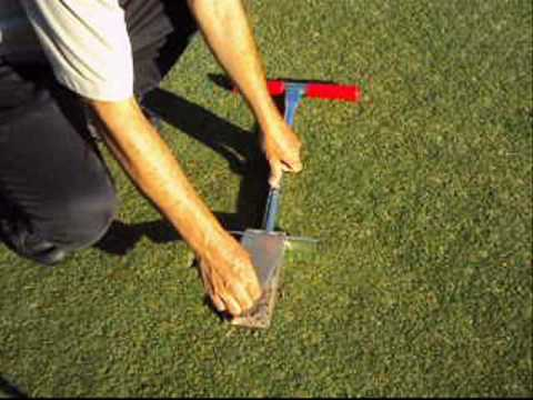 Turf-Tec Mascaro Profile Sampler