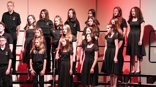 Shut De Do arr. Greg Gilpin SAB 8th Grade Choir