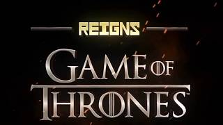 Reigns: Game of Thrones Teaser Trailer Reveal 2018 Gamescon (GoT)