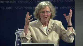 Chromosome ends: why we care about them - Presented by Professor Elizabeth Blackburn