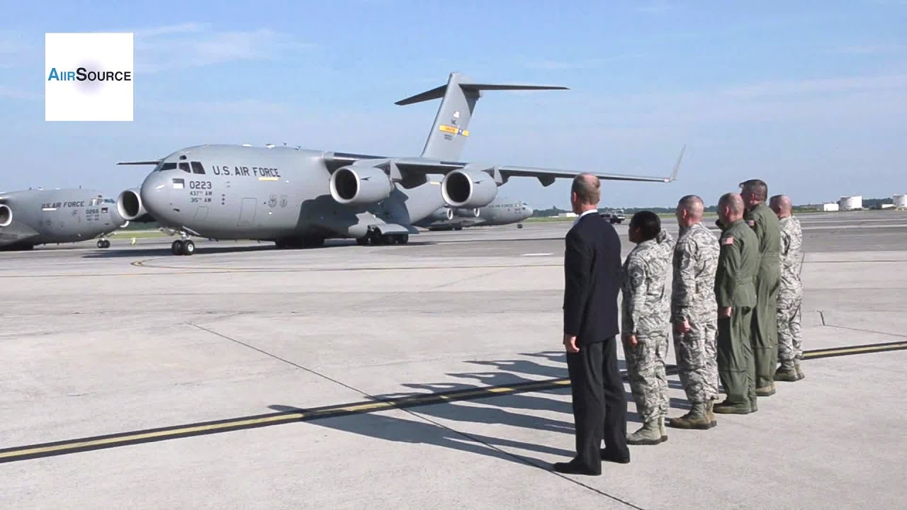 Air Force's Last C-17 Globemaster III Delivered From ...