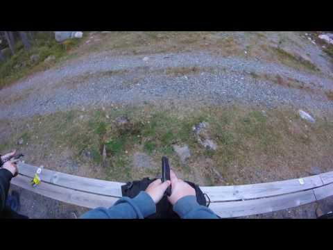 Feltskyting, Militær Pistol - Field Shooting, Military Pistol