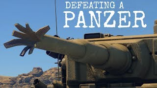 War Thunder - How to Defeat a Panzer
