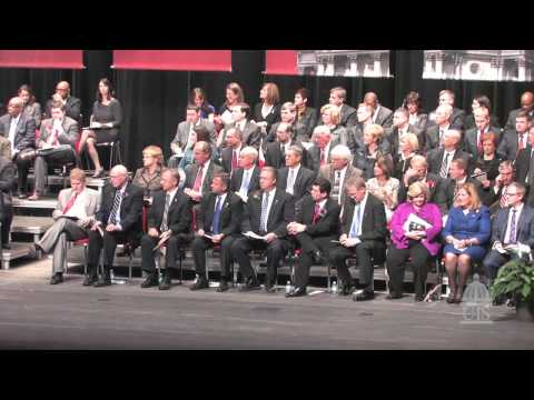 UIS hosts 98th Illinois General Assembly House Inauguration