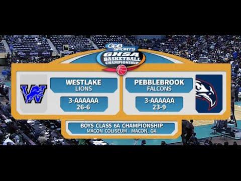 6A Boys Westlake Vs. Peeblebrook (2016)