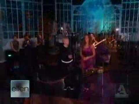 Leona Lewis on Ellen - Interview & Performance