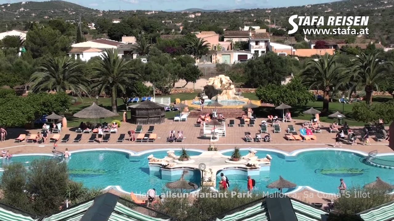 Allsun Hotel Mariant Park Video