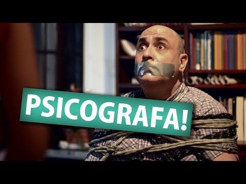 PSICOGRAFA! (Humor e Espiritismo)